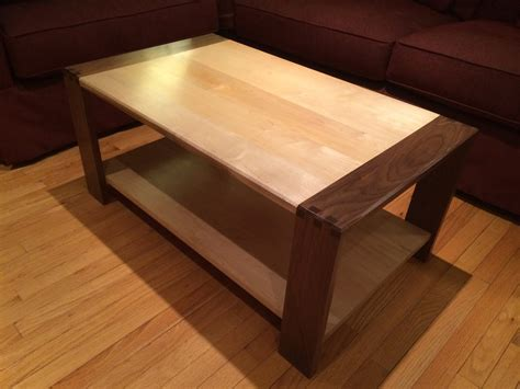 Maple Coffee Table Pretty Maple Coffee Table