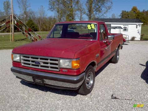 1988 ford f150 1988 ford f150 xlt lariat regular cab exterior photo