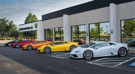 Lamborghini Dallas Tx Lamborghini Huracan Hits In Style