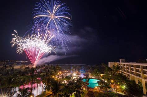 new year parade waikiki hawaii big island new year s fireworks celebrations