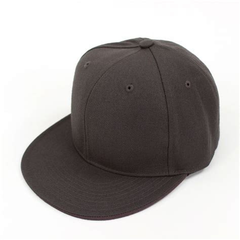 plain hat coloring page new fitted baseball hat cap plain basic blank color flat