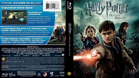 Dvd Harry Potter And The Deathly Hallows Part 2 harry potter deathly hallows part 1 dvd cover www