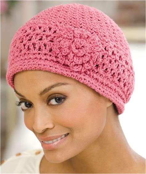 pattern crochet chemo cap cherry chemo cap crochet pattern crochet pinterest