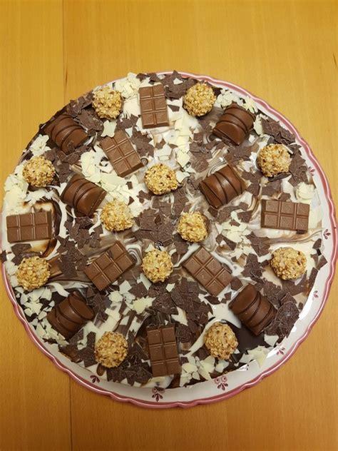 Bueno Torte Rezept by Bueno Torte Perniyan Chefkoch De