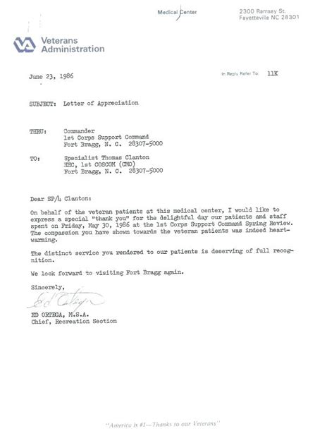Va Statement Of Service Letter Exle va letter va letter of disability citybirds club