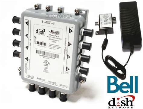 Lnb Multi dpp44 bell express vu dish network multi switch dp lnb