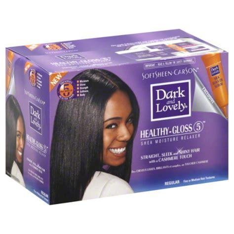 best relaxer for hair dark lovely conditioning hair relaxer system regular