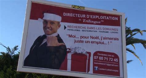 frenchman lands job   billboard cv