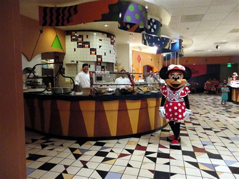 Pch Grill - disney s paradise pier hotel at disneyland resort the magic for less travel