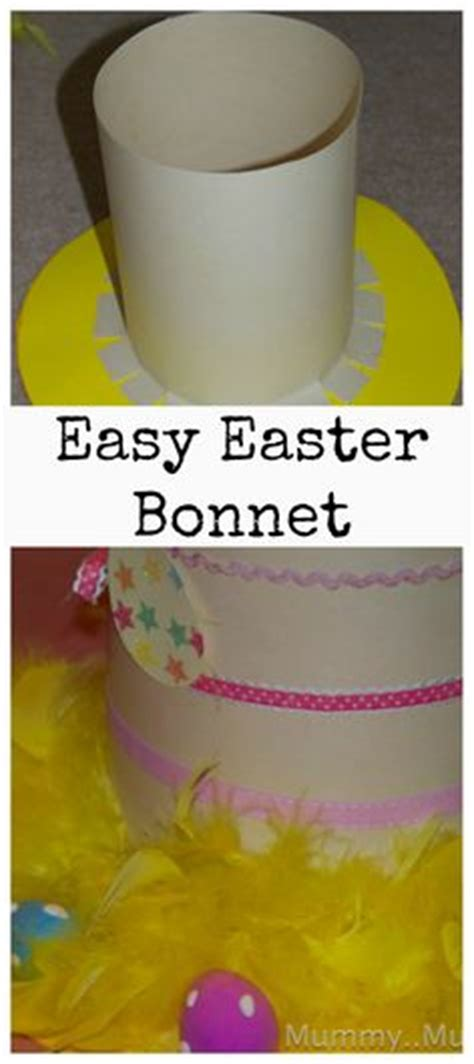 easy easter bonnet template 1000 images about easter bonnets on easter