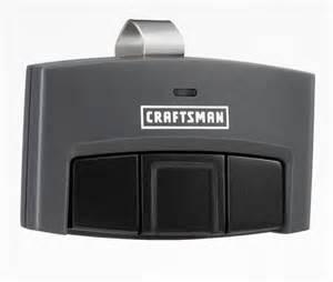 Craftsman Assurelink Garage Door Opener Manual Sears Craftsman 139 30498 Assurelink Compatible Garage Door Opener Remote