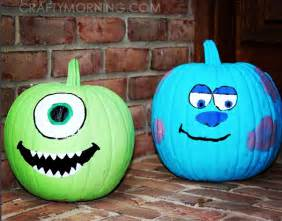 painted pumpkins clever no carve painted pumpkin ideas for kids crafty morning