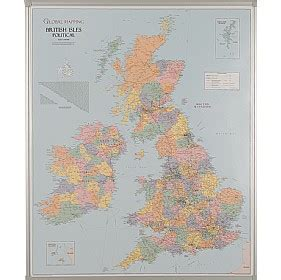 UK County Boundaries Map   Cheap UK County Boundaries Map