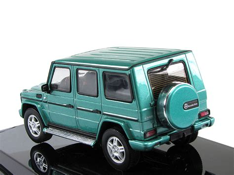 mercedes g wagon green mercedes g wagon lwb met green autoart