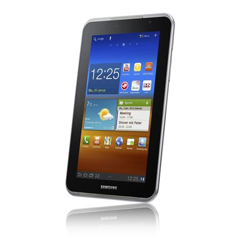 Samsung Tab V Plus samsung galaxy tab 7 0 plus notebookcheck net external reviews