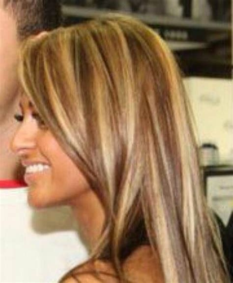 pictures of high and lowlights for hair dirty blonde hair hair pinterest light browns brown