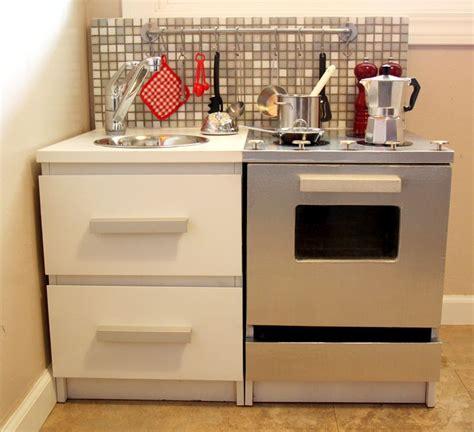 modern play kitchen 10 cool diy ikea play kitchen hacks kidsomania