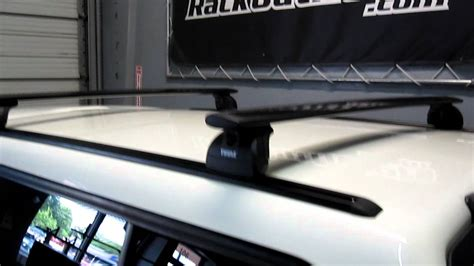 Cer Shell Roof Rack by Truck Cer Shell Topper With Thule 460r Podium Aeroblade