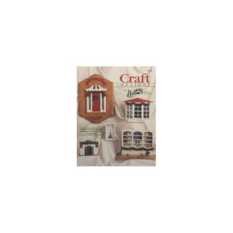 dollhouse building supplies book craft designs how to books dollhouse