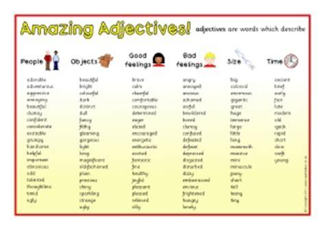 ks2 biography wordmat ks1 ks2 adjectives teaching resources and printables