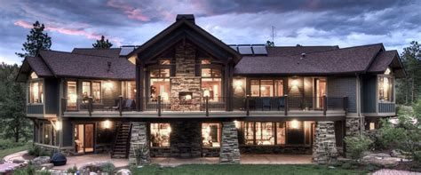 house plans colorado contemporary lake house plans