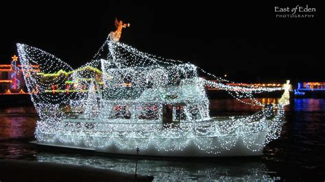 Huntington Harbour Boat Parade 2014 Live East Of Eden