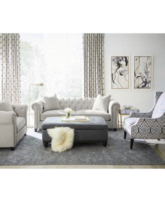 martha stewart tufted sofa saybridge sofa martha saybridge tufted back sofa thesofa