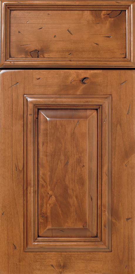 rustic grade alder wood cabinet doors  applied molding