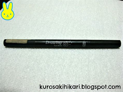 Pensil Alis Merk Inez Dina S Story Review Etude House Drawing Eyebrow Ad