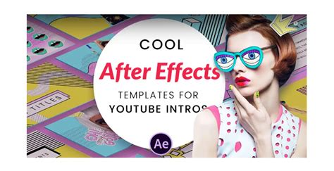 after effects templates youtube alice parker