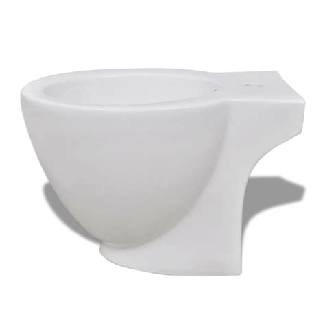 bidet wc set vidaxl co uk stand toilet bidet set white ceramic