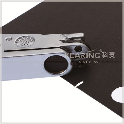 leather pattern notcher kearing brand screw punch hole maker can use on leather