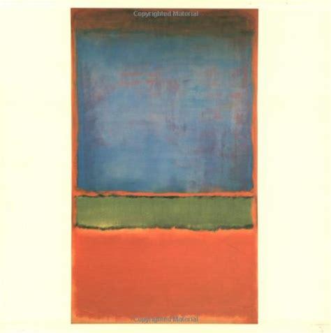 libro rothko libro mark rothko the works on canvas catalogue