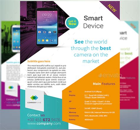 product flyer image gallery product flyers
