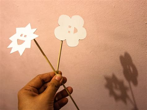 How To Make Paper Shadow Puppets - 3 ways to make shadow puppets wikihow