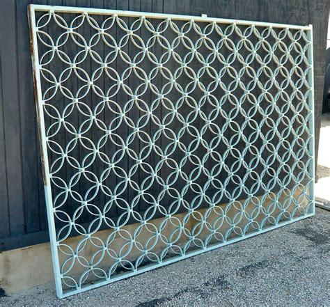 metal screen room divider metal screen or room divider from victor gruen building at