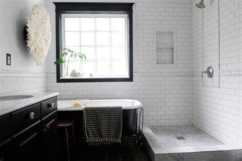 vintage black and white bathroom ideas vintage inspired bathroom decor around the