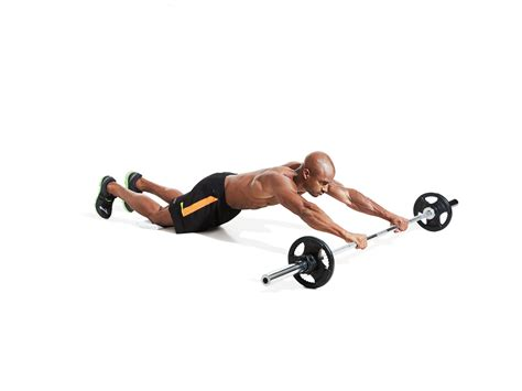 barbell rollout s fitness
