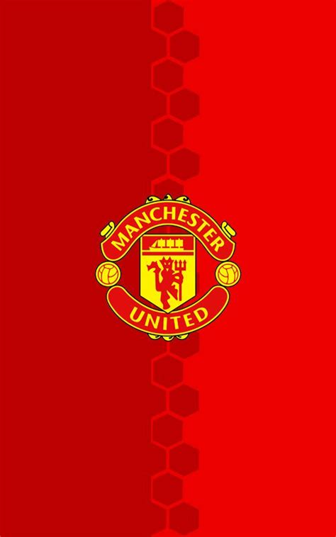 manchester united  home red android wallpaper