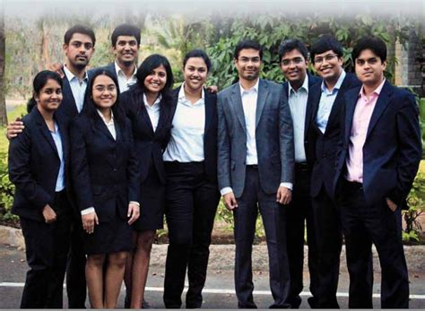 International Internships For Indian Mba Students by Iim Bangalore Concludes Placement For Batch 2013 15