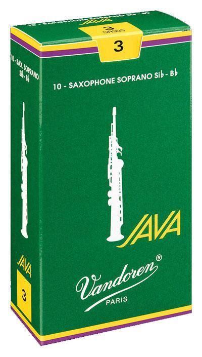 Reed Vandoren Jazz Alto Saxophone No 25 vandoren java sax reeds midwest musical imports