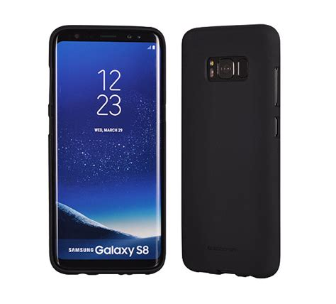 Samsung Galaxy S8 Plus Mercury Soft Feeling Tpu Casing Co samsung galaxy s8 plus midnight black sleviste cz