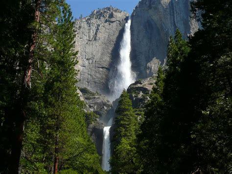 wallpapers: Yosemite Falls Wallpapers