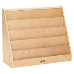 Book Display Shelf Single Sided Book Display Wood Ecr4kids Target