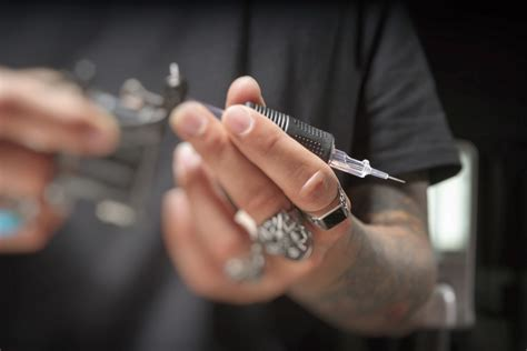 tattoo gun needles essential things you should before getting a