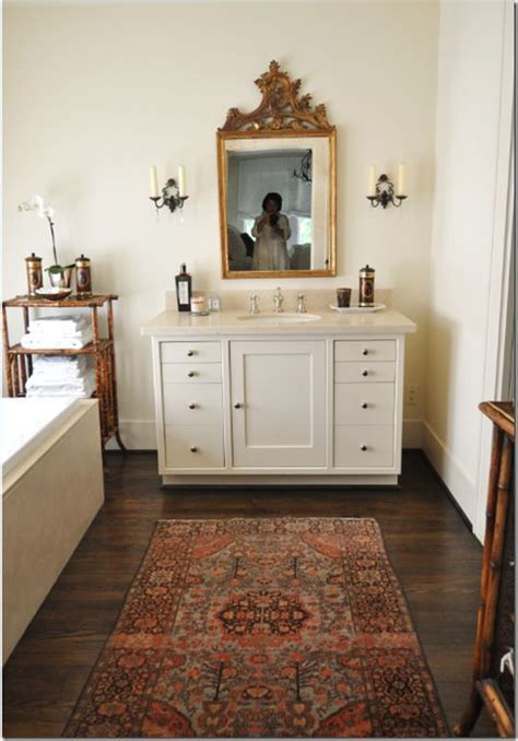 Flooring Ideas For Small Bathrooms the oriental rug is it going out of style designed w