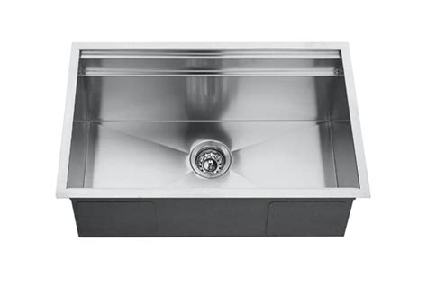 10 Inch Stainless Steel Kitchen Sink 30 inch x 18 inch undermount single bowl 18 stainless steel kitchen sink with single ledge