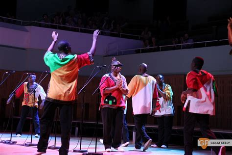young mambazo ladysmith black mambazo at the national concert hall