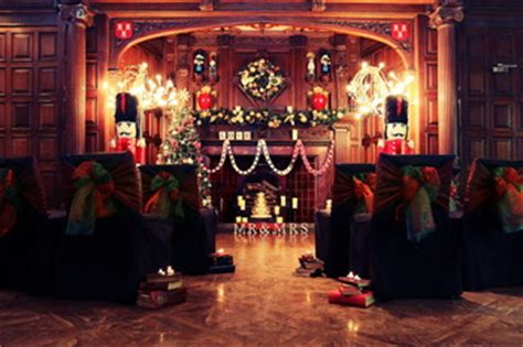christmas venue themes christmas wedding ideas all about wedding