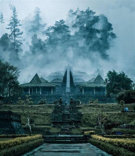 candi cetho wisata mistis  romantis  lereng gunung
